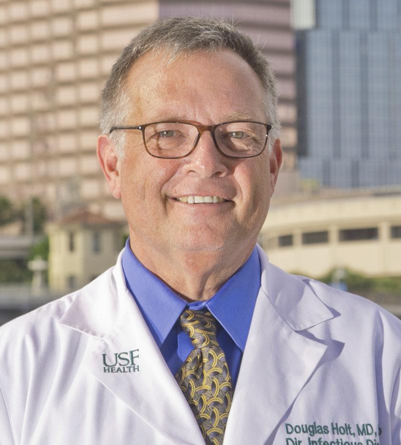 Douglas Holt, MD