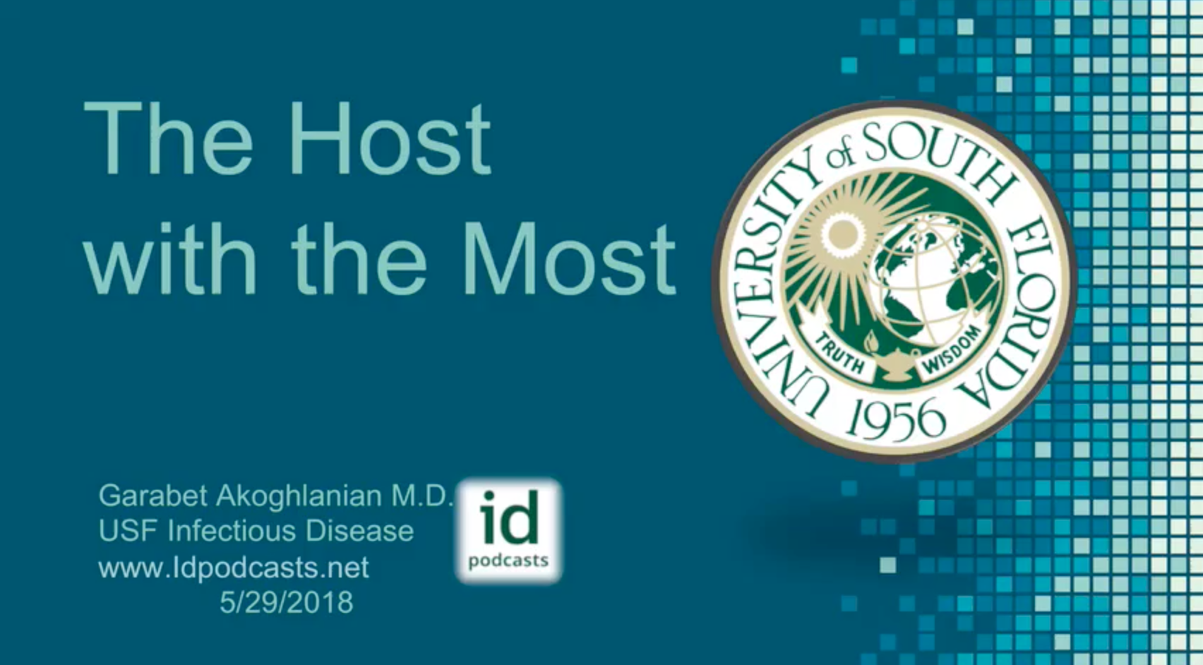 ... Array - usf health u0027s idpodcasts infectious diseases podcasts for  the clinician rh idpodcasts net